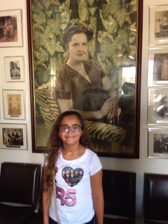 Felisa Rincon de Gautier Museum: My 9 year old granddaughter was impressed!