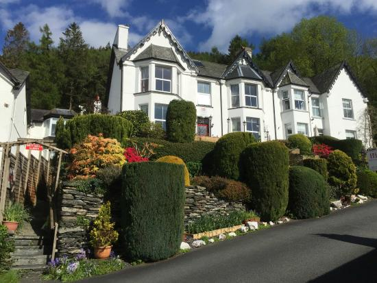 Bryn Bella Guest House: Be sure to allow yourself time to relax after you days activities