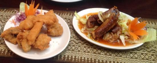 Thai Sakon: Tasty starters