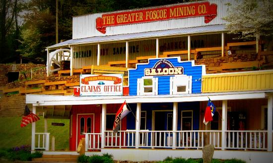 The Greater Foscoe Mining Company