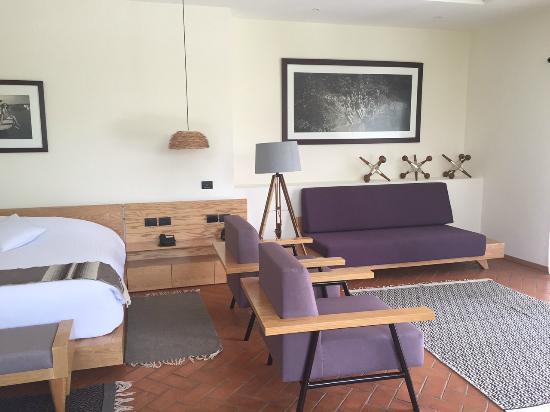 Casa Fernanda Hotel Boutique: Master suite.