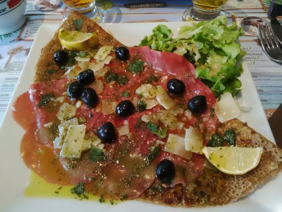 Tres bon  Photo de LIle O Crêpes, BoisdArcy  TripAdvisor ~ Restaurant Bois D Arcy