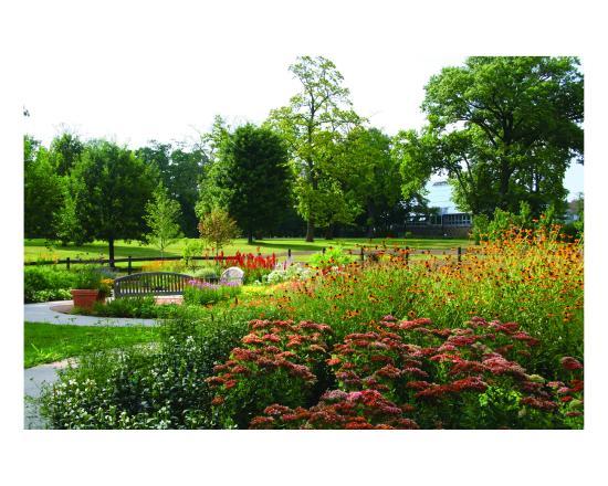 Franklin Park Conservatory And Botanical Gardens Columbus Oh Omd Men