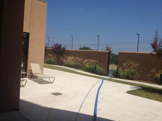 Courtyard San Antonio North/Stone Oak at Legacy : Patio