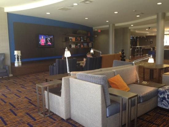 Courtyard San Antonio North/Stone Oak at Legacy : Lobby