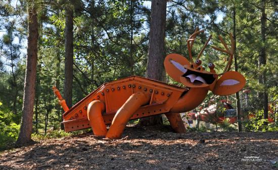 Lakenenland Sculpture Park: My Favorite Sculpture