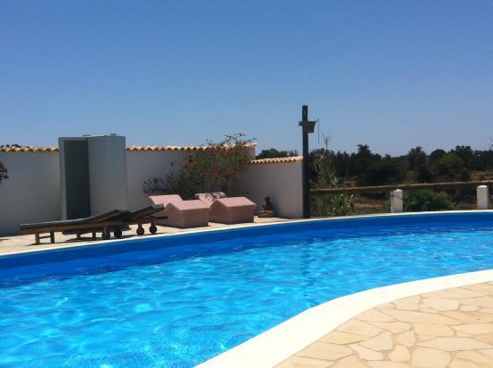 La Masia de Formentera : Gimnasio, piscina, masajes.... Relax!