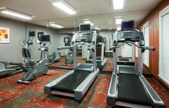 Residence Inn Houston by The Galleria: Fitness Center