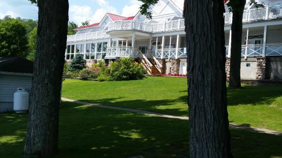 Viamede Resort : Main building