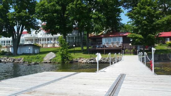 Viamede Resort : from the dock