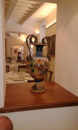 Locanda del Giglio - Ristorante Fiorentino : SALON