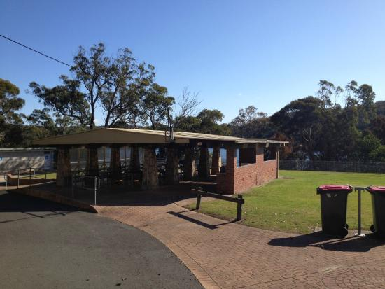 Woronora, Australia: Picnic area has access for disabled