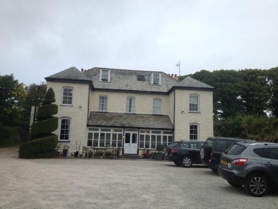Friary Manor Hotel: Aussenansicht