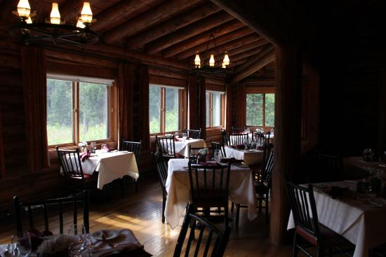 Jenny Lake Lodge: Lovely Dining Area Part 50