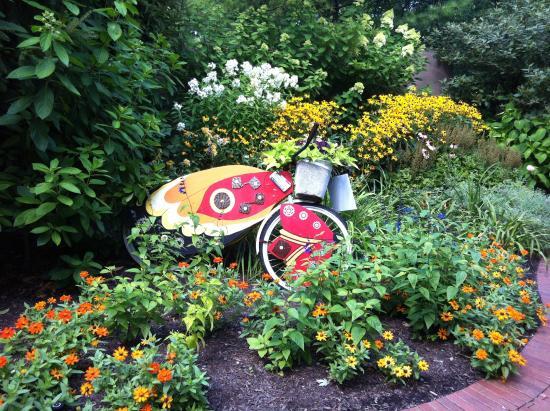cleveland botanical garden butterfly garden - Botanical Garden Cleveland