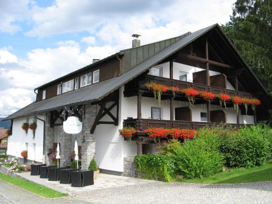 Riedlhütte, Deutschland: Zum Friedl - front