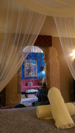 El Morocco Inn & Day Spa: Bedroom - view from bed