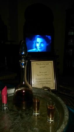 El Morocco Inn & Spa: Brandy & Casablanca