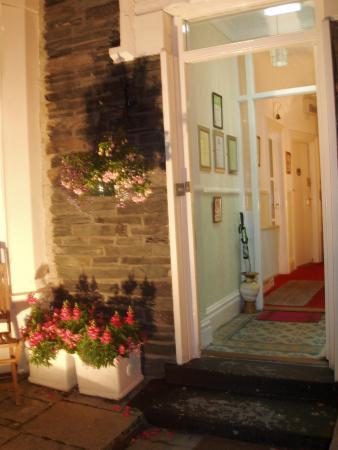 Herdwick Guest House: Entrance