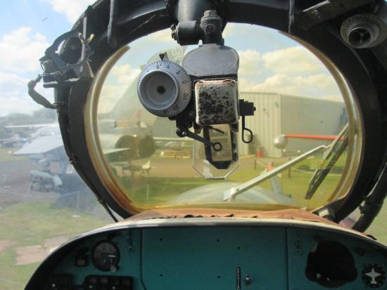 โคเวนทรี, UK: Mi-24 Hind cockpit