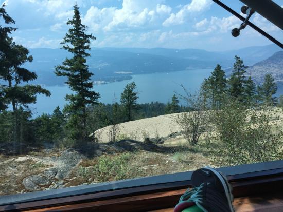 Vernon, Canada: Gorgeous view