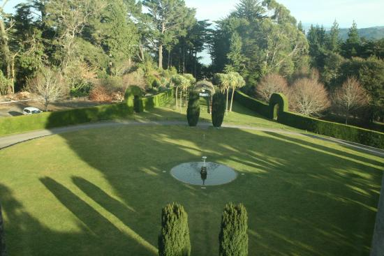 Larnach Castle & Gardens: From the top of the Castle