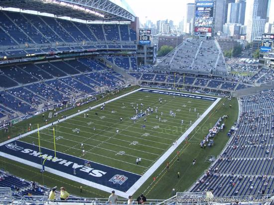 Photo of Tourist Attraction CenturyLink Field at 800 Occidental Ave S, Seattle, WA 98134, United States