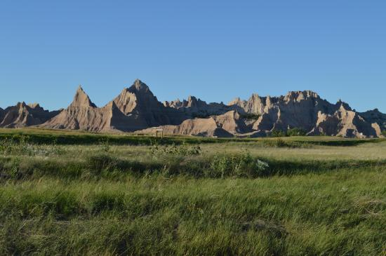 Cedar Pass Campground: Badlands South Dakota campsite 41