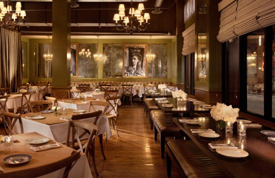 Photo of Mediterranean Restaurant Cleo at 1717 Vine Street, Los Angeles, CA 90028, United States