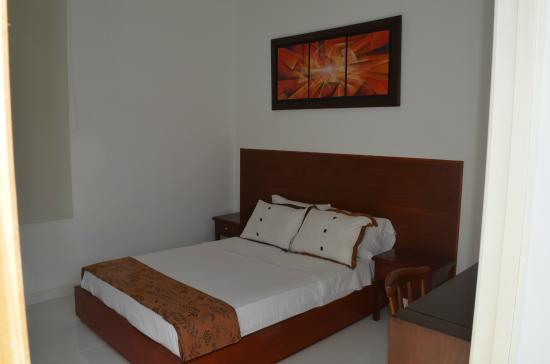High Park Hotel: Habitación