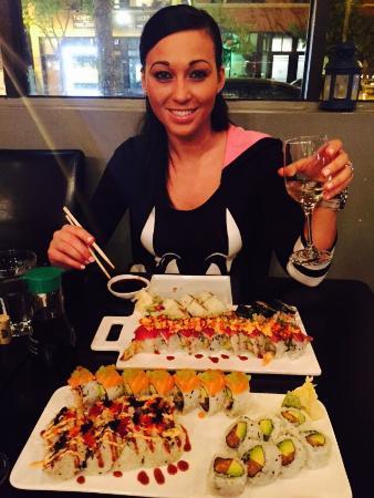 Nori Sushi at Edgewater