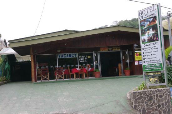 Hotel El Sueno: hotel