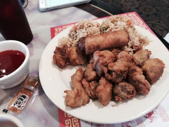 Gins Chinese Restaurant San Antonio Northwest Side Menu Prices Reviews Tripadvisor