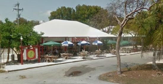 Jersey Boardwalk Pizza : Boardwalk Pizza - Key Largo