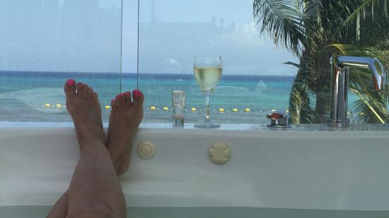 Hotel Colibri Beach Hot Tub Ocean View