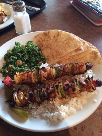 Zabak's Mediterranean Cafe
