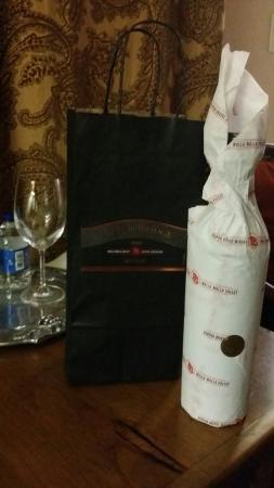 Pepper Bridge Winery: Elegant Presentation