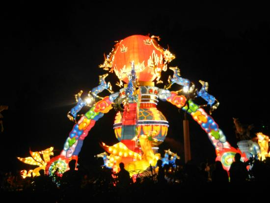 Lantern festival july 2015 picture of missouri botanical Missouri botanical garden lantern festival