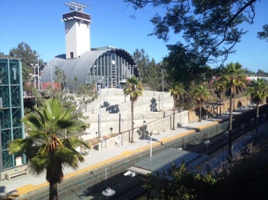 Solana Beach Train Station Picture Of San Go Metropolitan