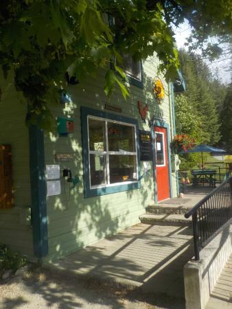 Frog Peak Cafe