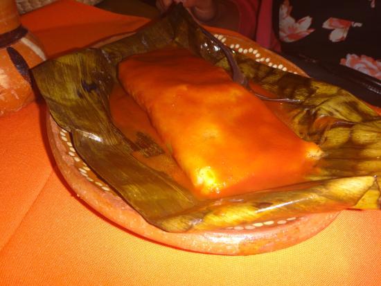 La Mestiza: Tamales