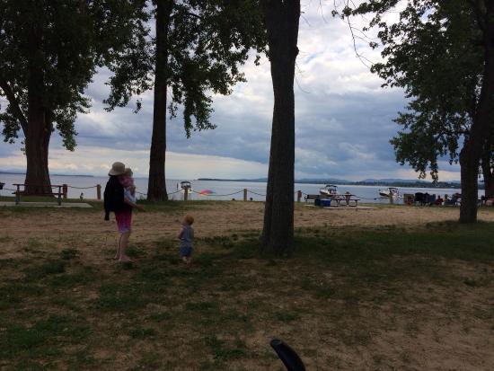 Plattsburgh City Beach