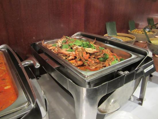 Cinnamon's Restaurant & Bar: Hot Chillie Crab Curry