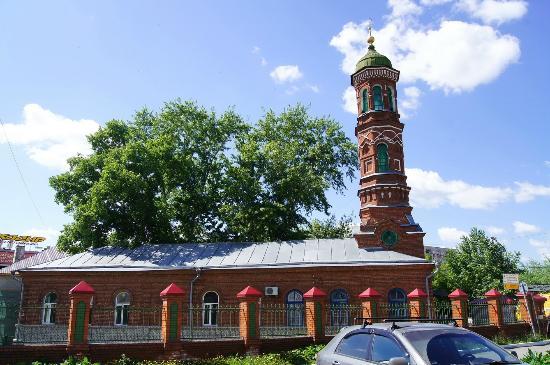 Bornand Mosque