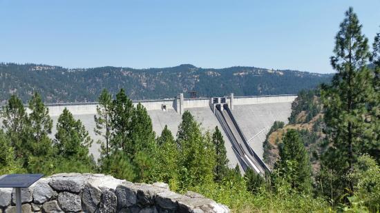 Dworshak Dam and Reservoir