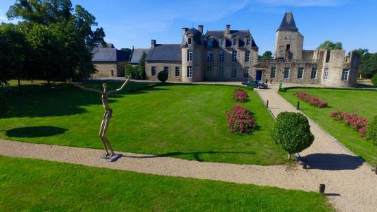 Foto de Chateau du Bois Guy, Parigne Chateau du Bois Guy TripAdvisor # Chateau Du Bois Guy