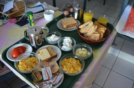 Melitti Hotel: Breakfast