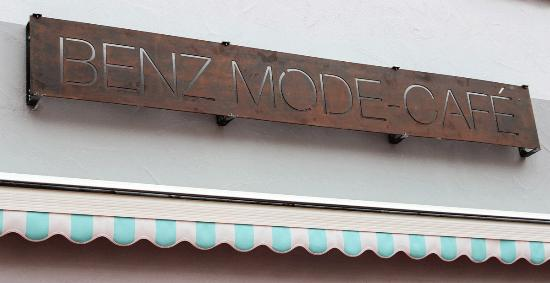Benz Mode-Café - Picture of Benz Mode-Cafe, Reutlingen - TripAdvisor