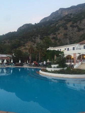 NOA Hotels Oludeniz Resort Hotel: Главный бассейн