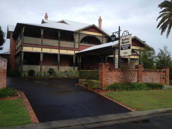 Ballina Manor Boutique Hotel: Ballina Manor